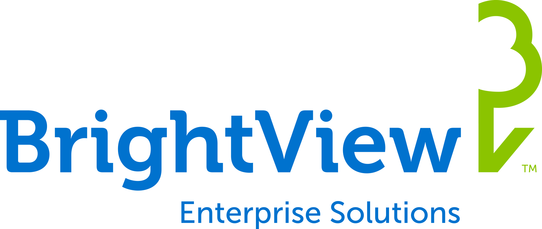 BrightView Enterprise Solutions Logo